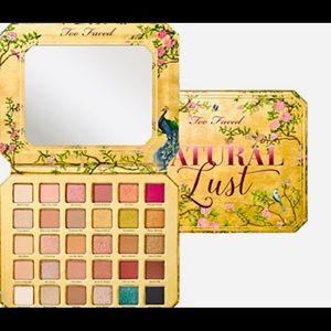 New too faced Natural Lust Eye Shadow Palette